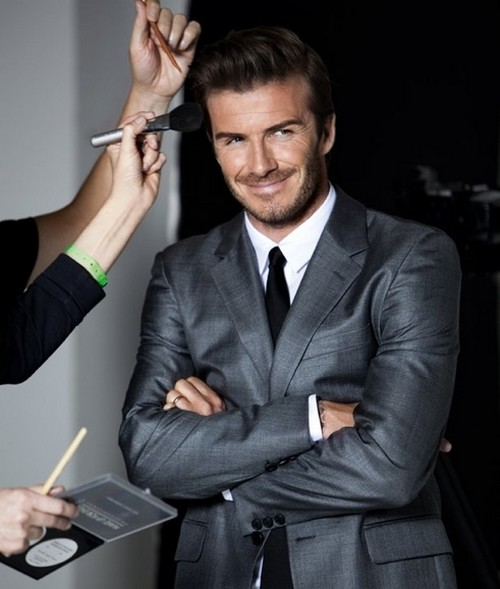 David Beckham Beauty And The City