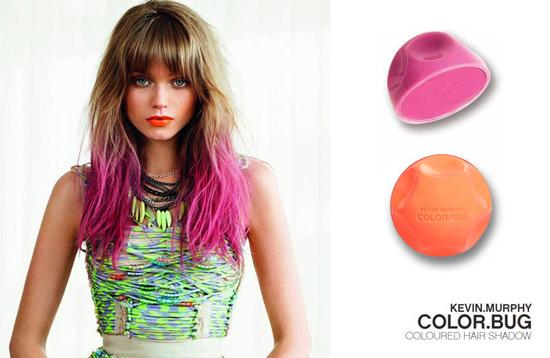 Color bug la tinta temporanea per capelli ma c 39 anche - Tinta su capelli bagnati o asciutti ...