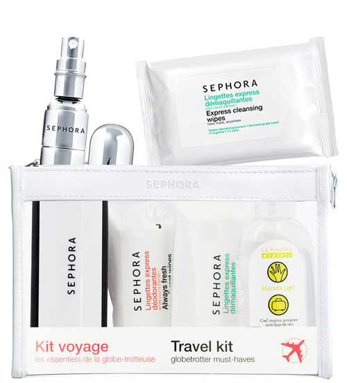 travel kit viaggio sephora