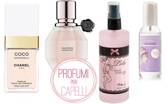 Famoso Profumi per capelli: Parfum Gloss by Compagnia della Bellezza, il  BE22