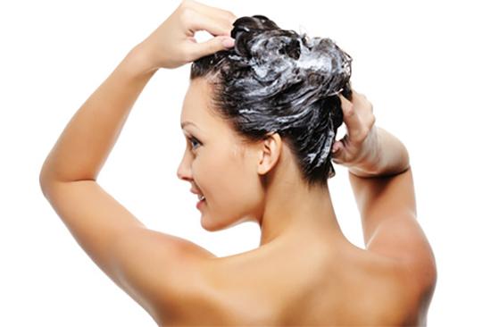 Cocamide DEA shampoo