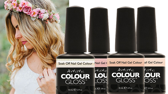 Artistic _Colour_Gloss_wedding_nails_manicure