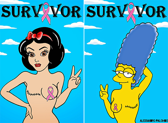 cartoon_breast_cancer_survivor