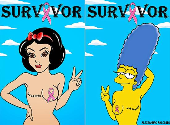 cartoon_breast_cancer_survivor