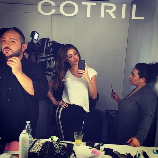 Belen rodriguez nei primi mesi del 2015 aprir a milano un for Salone di milano 2015