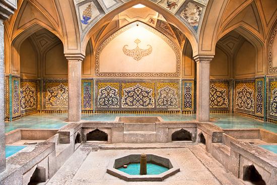 L 39 hammam cos 39 quali sono gli step principali e i - Il bagno turco dipinto ...