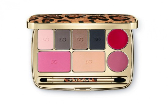 Dolce&Gabbana Make Up palette Beauty Voyage