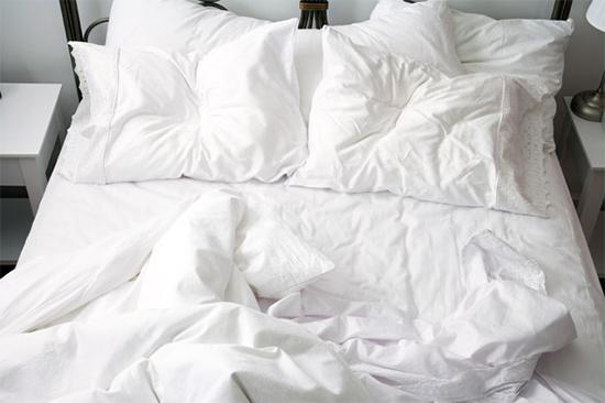 non rifare il letto fa bene allasalute