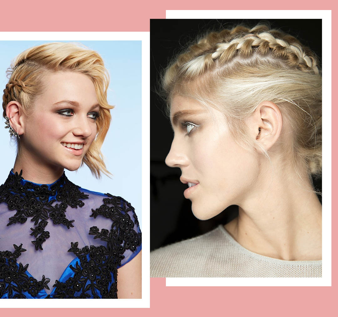 Cornrow Hair Trend