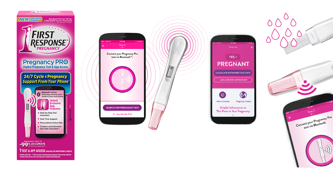 first response Pregnancy Pro app