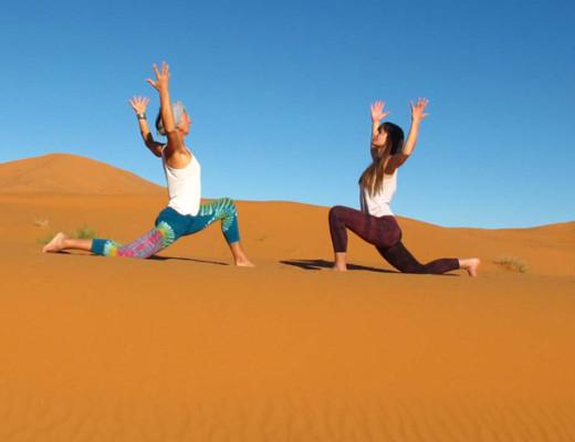 Yoga-Sahara-Morocco