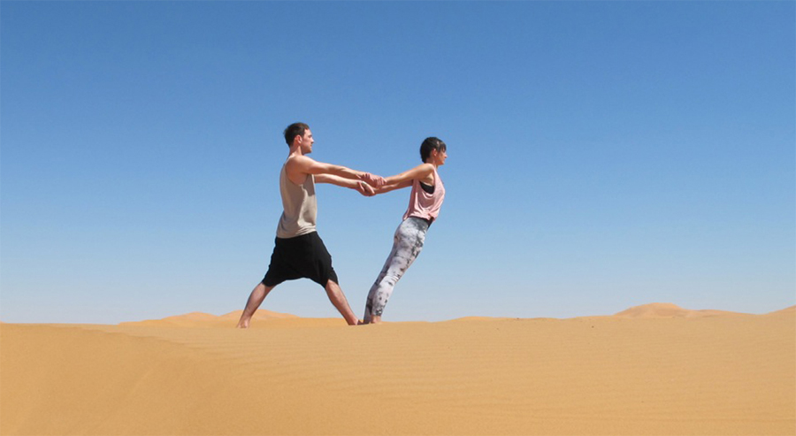 Yoga-marocco