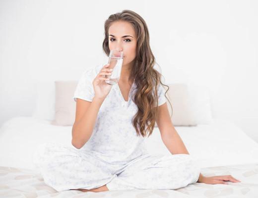 terapia acqua giappone detox